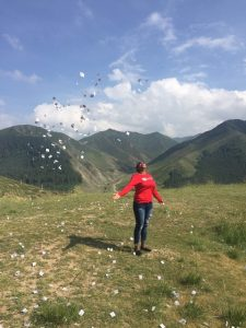 Arrival and Silk Road Path Excursion