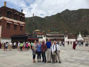 THE HEROIC DOCTORS OF THE SILK ROAD EXCURSION