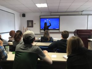 Classrooms Upgraded with Smart Interactive White Boards
