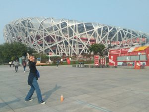 On a Smoggy Beijing Day