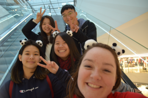 Chengdu: Hotpot, Pandas, and Old Pals
