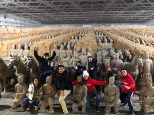 China Immersion Trip, Javeriana Cali University