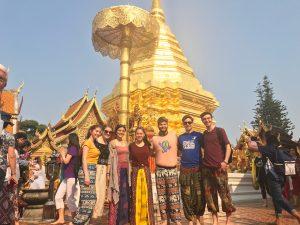 Thai-ed to Memories