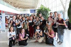 The Silk Road Excursion