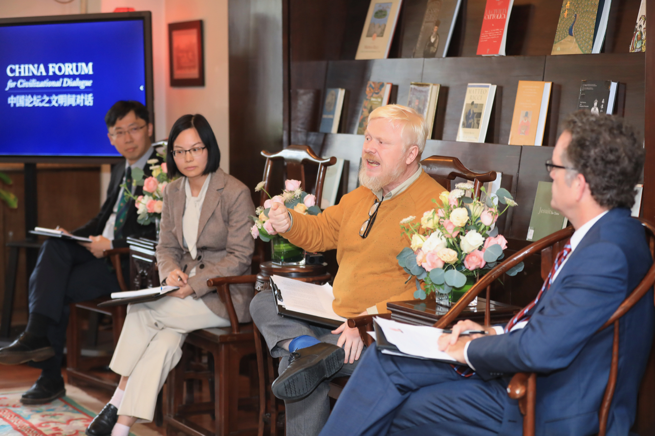 China Forum 2019: The Jesuits in China - Models of Intercultural Dialogue