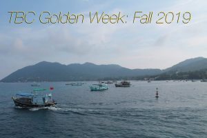 How To: Golden Week for All Future TBC Student Travelers