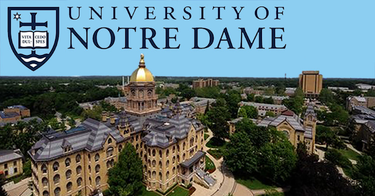University of Notre Dame and The Beijing Center Sign Fall 2020 Study Abroad Agreement