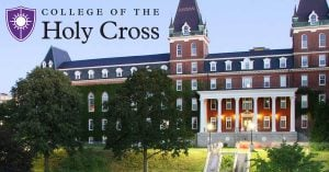 College of the Holy Cross and The Beijing Center Sign Fall 2020 Study Abroad Agreement