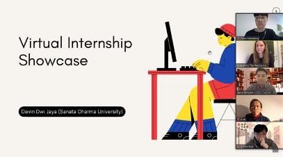Virtual Internship Showcase - Fall 2020