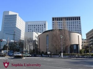 Sophia University and The Beijing Center Sign a Virtual Internship Program Agreement