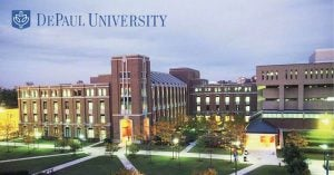 DePaul University and The Beijing Center Guaranteed Admission Agreement