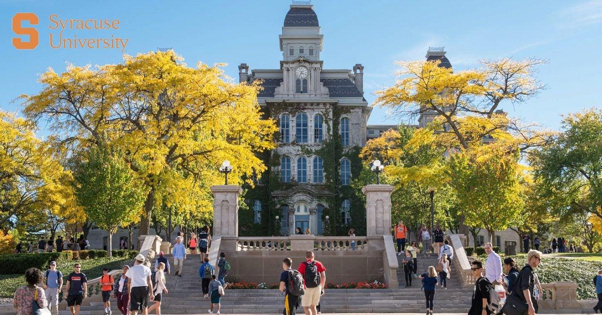New Collaboration Program Between The Beijing Center and Syracuse University - International Year One Program